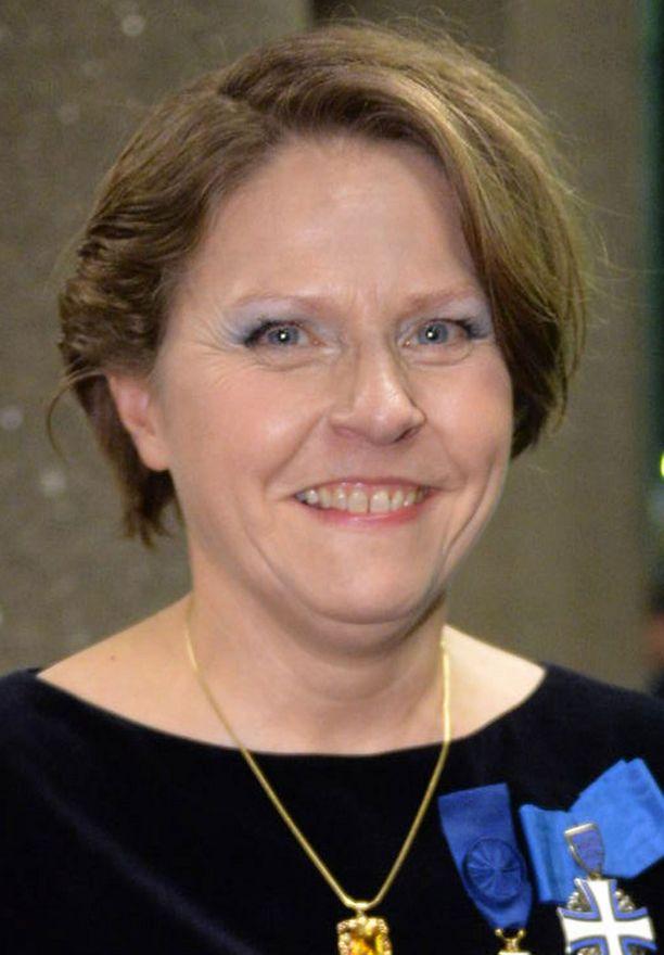 Heidi Hautala on Sarvamaan jälkeen vaikutusvaltaistin suomalaismeppi.