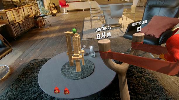 Ohjainta käytetään pelissä ritsana.