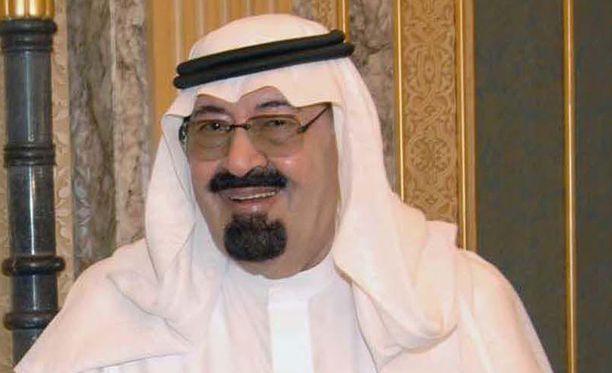 Saudi-Arabian kuningas Abdullah on kuollut.