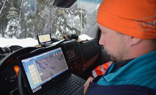 Iltapäivällä sähköttömiä asiakkaita oli Pohjois-Karjalassa yhä 9 000.