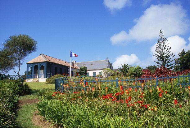 Lockwood House toimi Napoleonin vankilana.