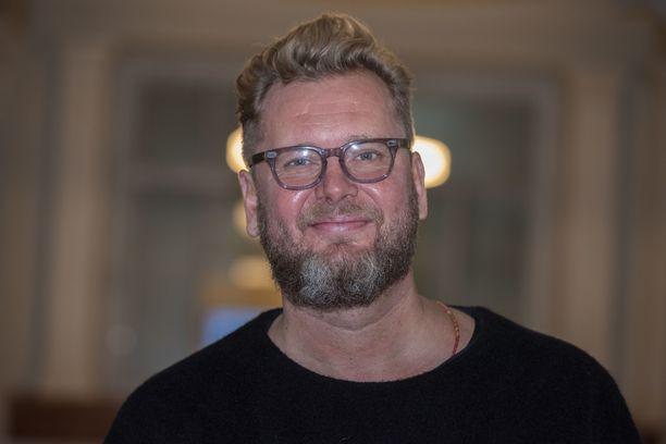 Ohjaaja Antti J. Jokinen ohjaa ensi vuonna kaksi elokuvaa.