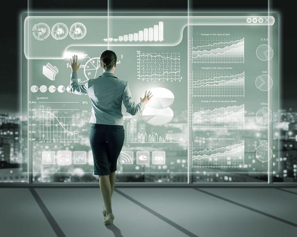 Data on uusi öljy. Siinä missä tällä hetkellä ihmisistä kerätään dataa, tulevaisuudessa data on jotain, minkä ihmiset omistavat – ja jota voivat myydä.