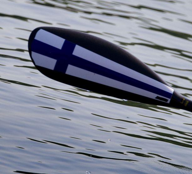 Torsten Liljeberg oli suomalaisen kanoottiurheilun suuria nimiä.