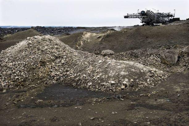 Kaivoksen alasajon on arvioitu maksavan 300-500 miljoonaa euroa.