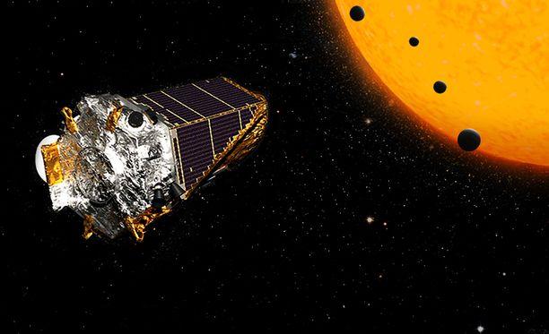 Kepler-avaruusteleskooppi on metsästänyt elämälle mahdollisia planeettoja jo useita vuosia. Nyt sen keräämää dataa analysoidaan tekoälyllä.