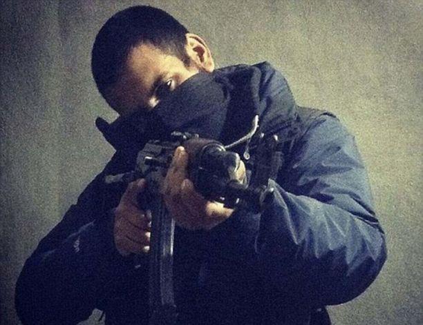 Jonesin uusi mies Junaid Hussain sai surmansa Yhdysvaltain lennokki-iskussa 2015.