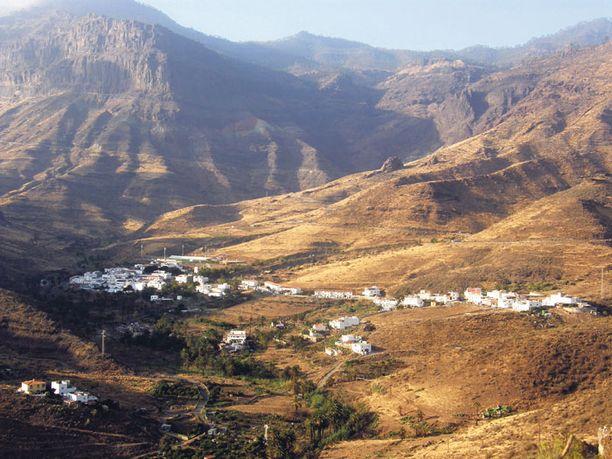 Venegueran laakso on huikaisevan kaunis.