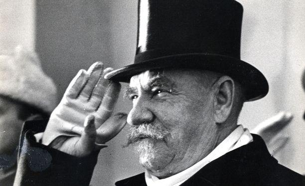 Suomen entisen presidentin Pehr Evind Svinhufvudin paluusta Siperian-karkotuksesta tulee tänään kuluneeksi sata vuotta.