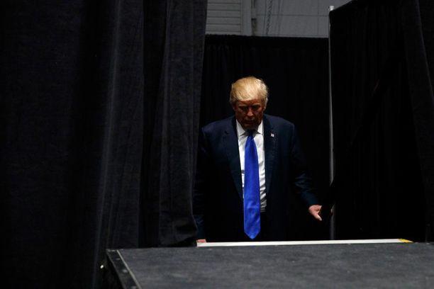 Donald Trump on brändännyt itsestään miehen, joka ei myönnä tappiotaan tai virheitään.