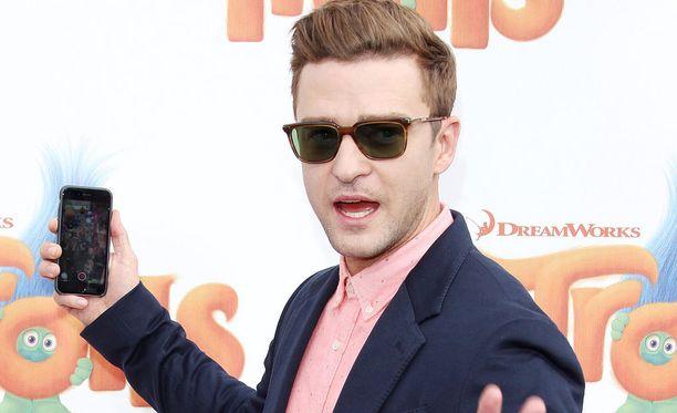 Vankila uhkaa Justin Timberlakea.