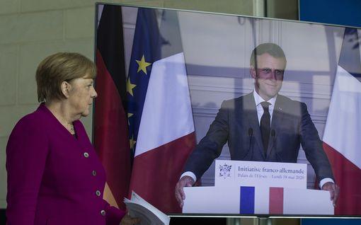 Pääkirjoitus: Kaavailu EU:n 500 miljardin kriisirahastosta herättää suuria huolia