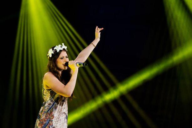 Margarita Kondakova on yksi perjantaina esiintyvistä kilpailijoista.