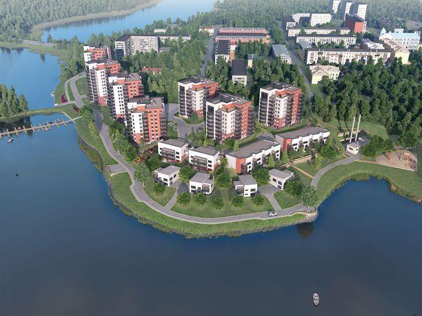 SRV:n kansainvälisen liiketoiminnan johtaja Veli-Matti Kullas kertoo, että suomalaisilla yrityksillä on hyvä maine Venäjällä.