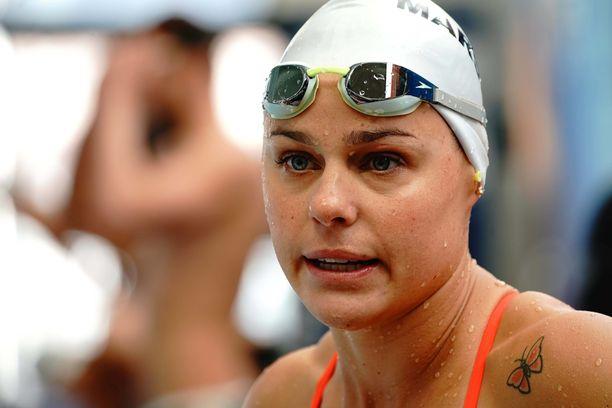 Pernille Blume voitti Rion olympialaisissa kultaa.