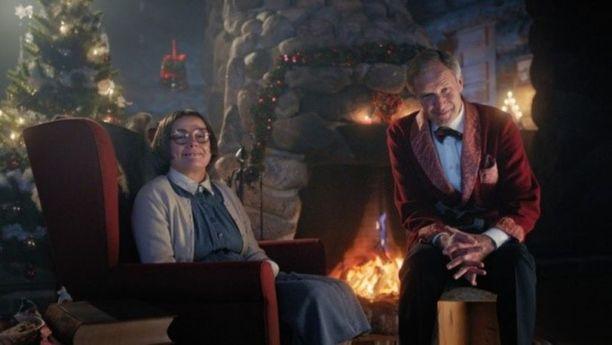 Putous-hahmo Aina Inkeri Ankeisen tähdittämä Ankeisen Joulutervehdys ilahduttaa katsojia jouluaattona klo 20.10. Elokuvan MTV:lle tuottaa Yellow Film & TV.