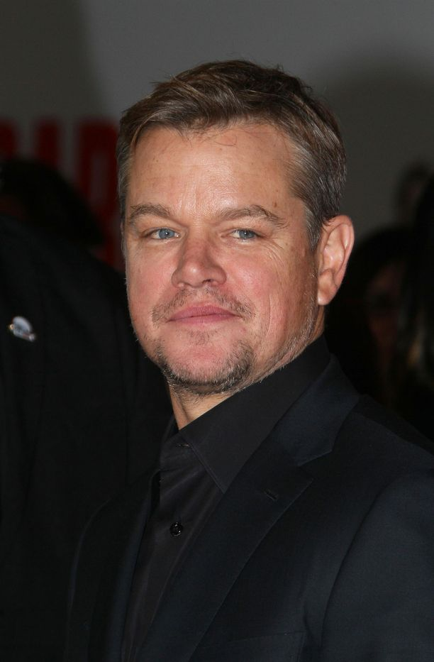 Matt Damon täytti 50 vuotta.