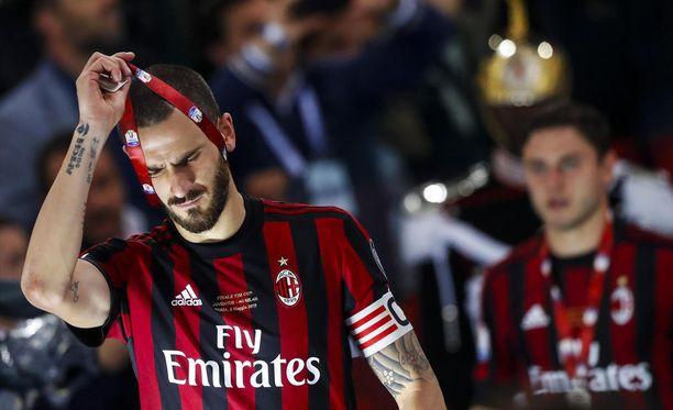 AC Milania ei nähdä Euroopan seurajoukkuekilpailuissa kahteen seuraavaan kauteen.
