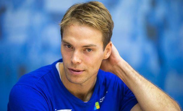 Petteri Koponen on toipunut rajusta onnettomuudesta hyvin, mutta toipilasjakso oli välillä vaikea.