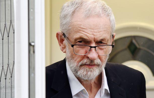 Työväenpuolueen johtaja Jeremy Corbyn on kertonut mitä hän ei halua, mutta ei ole sanonut mitä haluaa.