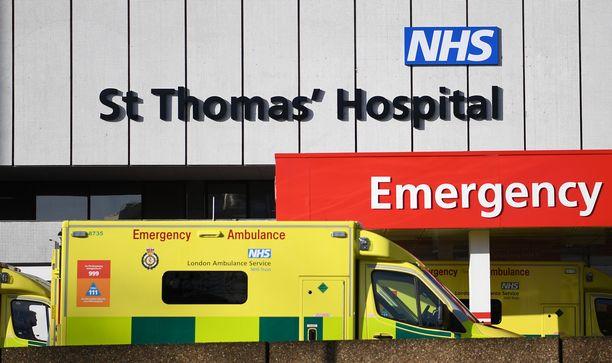Britanniassa 578 ihmistä on kuollut koronaviruksen takia.