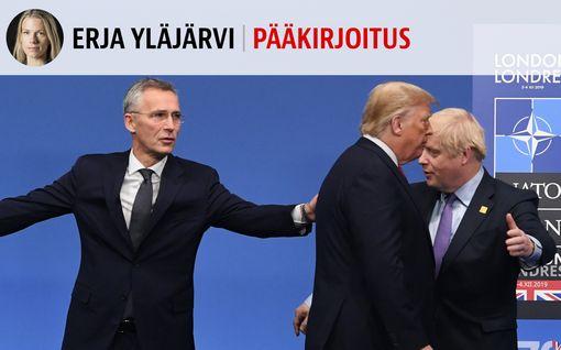 Pääkirjoitus: Oma uskottava puolustus on sitä tärkeämpää, mitä hajanaisempi Nato on