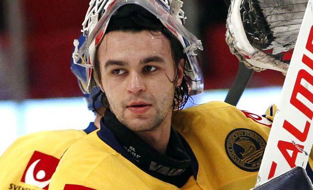 Stefan Liv pelasi menestyksekkäästi myös Ruotsin jääkiekkomaajoukkueessa.