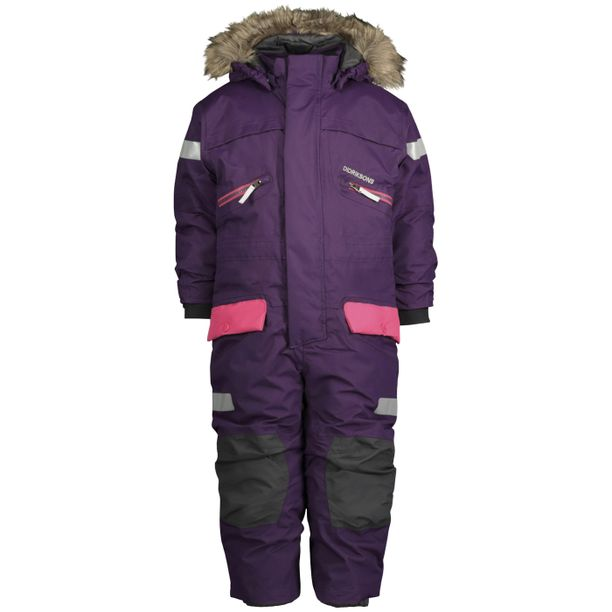 Didriksons Theron 2 Coverall Kids