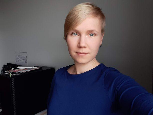 Alisa Leppäkoski kokee saaneensa arvostavaa kohtelua puolueyhteisössä.