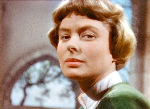 Ingrid Bergman kirjoitti vaiheistaan ahkerasti päiväkirjaa.