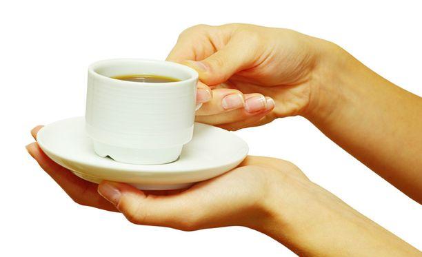 Kahviviljelmät vaativat oikeanlaiset olosuhteet. Tasapainoa uhkaa ilmastonmuutos.