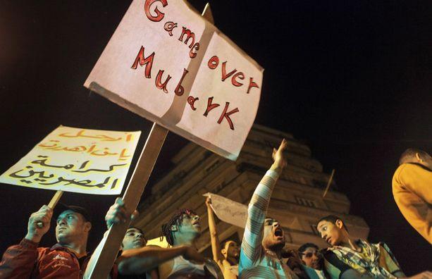 Egyptin viime päivien väkivaltaisuuksissa on kuollut yli sata ihmistä