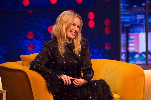 Kylie Minoguen ura on jatkunut jo yli 40 vuoden ajan.