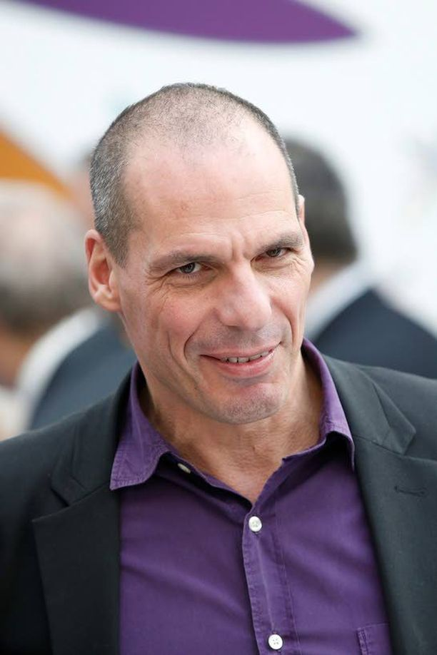 Kreikan valtiovarainministeri Gianis Varoufakis suuttui Saksalle.