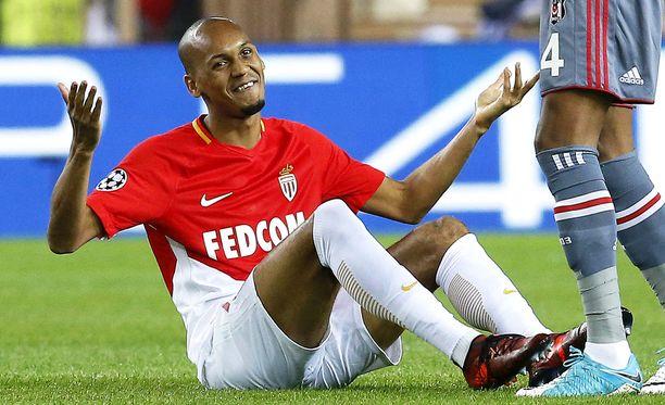 Fabinho siirtyi Monacosta Liverpooliin.