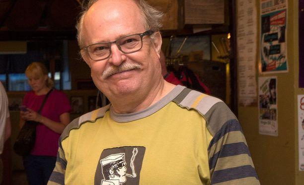 Jarmo Koski jätti Salkkarit.