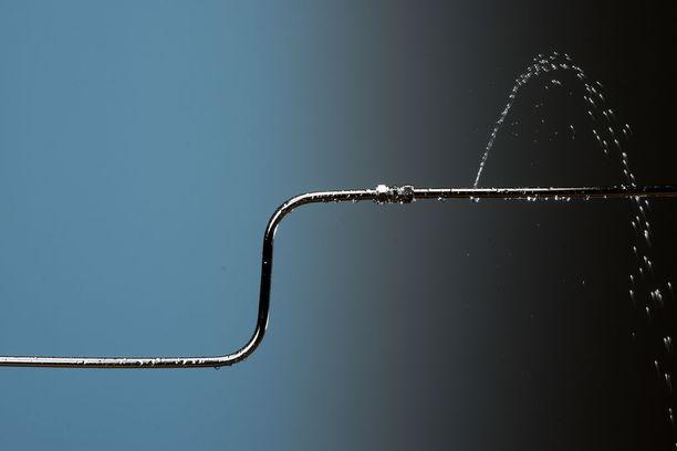 Vesivahingon jatkoselvittelyt ovat kiinteistön omistajan toimesta käynnissä. Kuvituskuva.