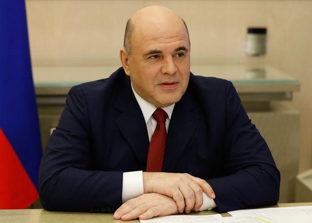 Venäjän pääministeri Mihail Mishustin ilmoitti päätöksestä.