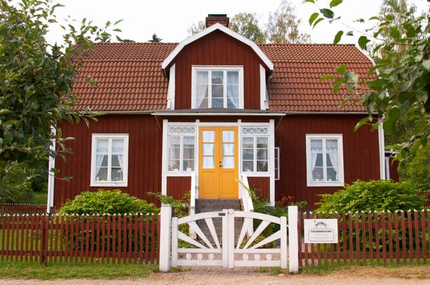 Vaahteramäen Eemeli asui perheineen Kissankulman talossa.