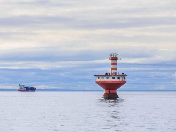Apollo-laiva upotetaan kuvassa näkyvään Saint Lawrence -jokeen ensi kesänä.