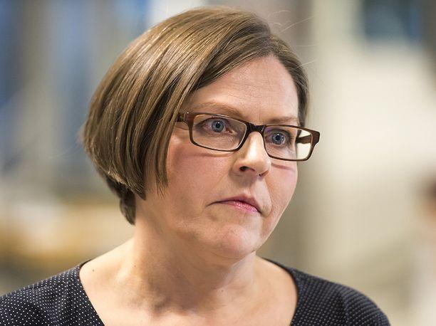 Suomalaiset europarlamentaarikot puuttuisivat kiisteltyyn kultainen passi -järjestelmään. Kuvassa vihreiden Heidi Hautala.