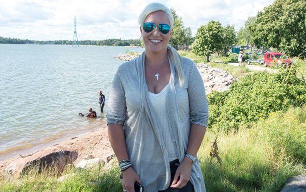 Kiinteistövälittäjä Mira Kasslin aikoo suunnata Lauantaina Pori Jazzeista nauttimaan. Heinäkuun viimeisellä viikolla hän lähtee Ranskan Alpeille lomalle.