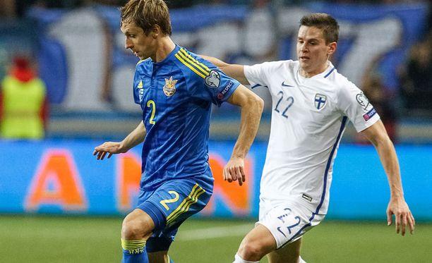 Jukka Raitala onnistui Odessassa.