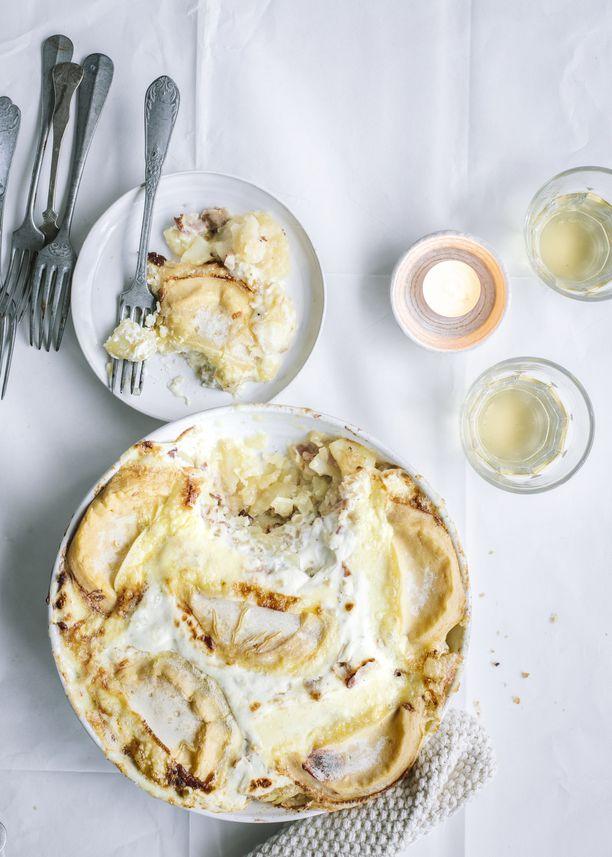 Ranskan Alpeilla syntynyt perinneruoka maistuu myös Pohjolassa.