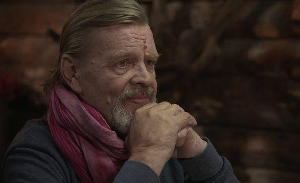 Vesa-Matti Loiri joutui kohtaamaan dokumenttikuvauksissa oman terveystilanteensa.
