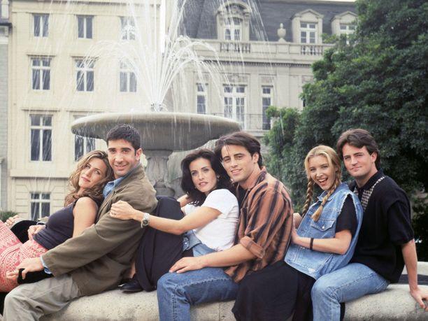 Tältä ohjelman tähdet näyttivät sarjan alussa.