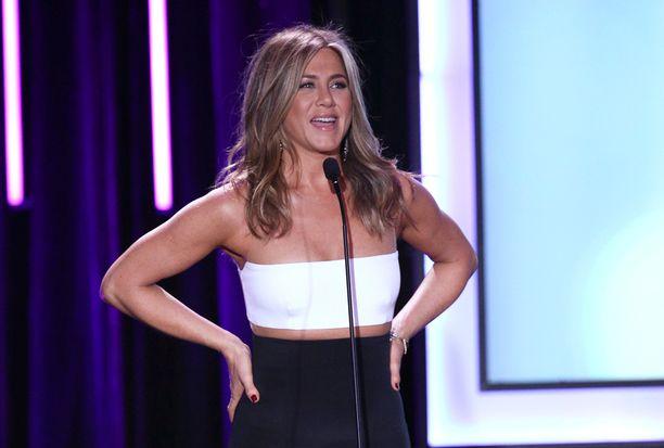 Jennifer Aniston on yksi tunnetuimpia Hollywood-tähtiä.