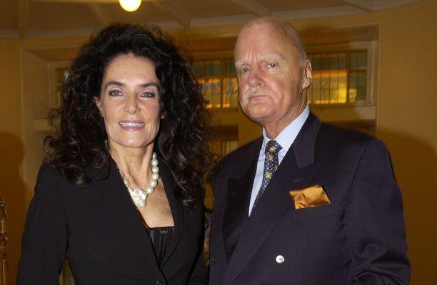 Kaarina ja Kari Kivilahti vuonna 2005.