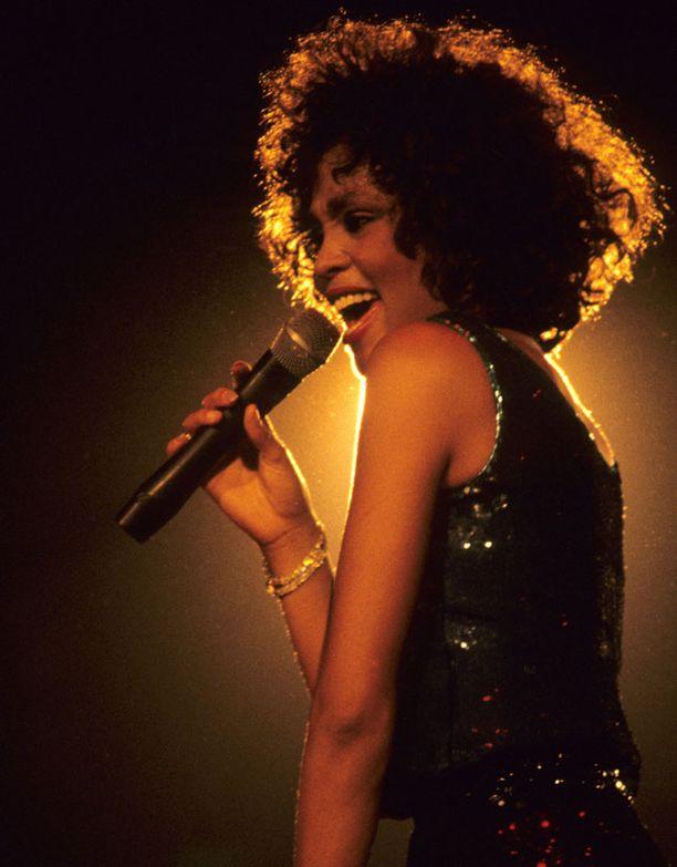 Kuva laulajalegendasta vuodelta 1988.