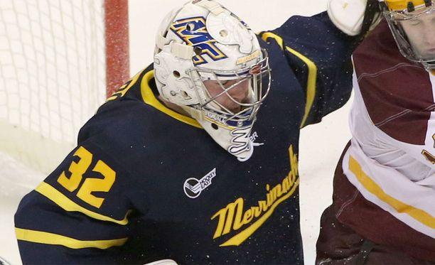 Rasmus Tirronen pelannee ensi kauden AHL:ssä.